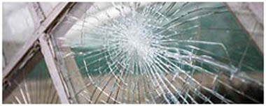 Birtley Smashed Glass